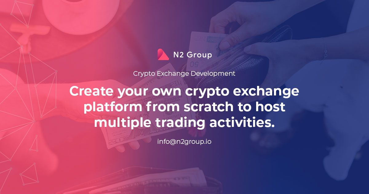 Blockchain Exchange Development Company- N2Group